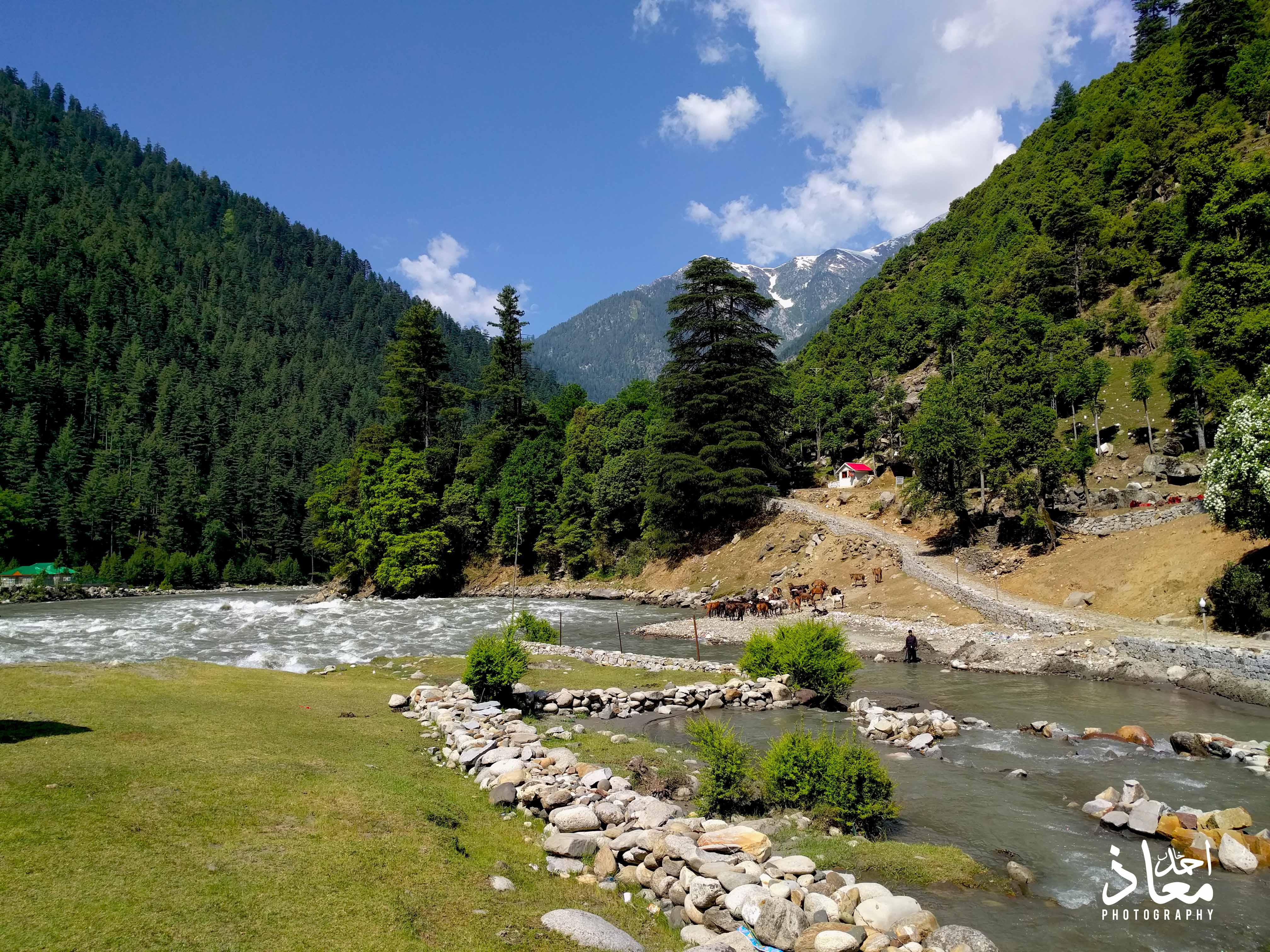 Keran, Azad Kashmir
